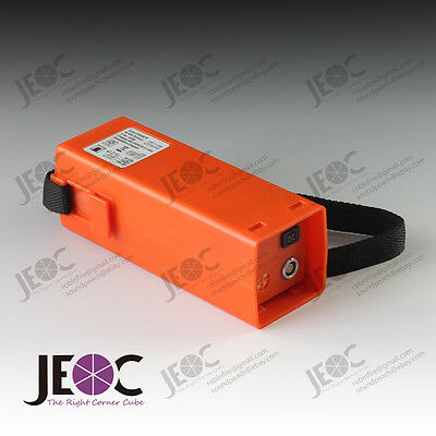 Replacement Plugin Battery Of Geb70 For Leica Gps Totalstation And Theodolite