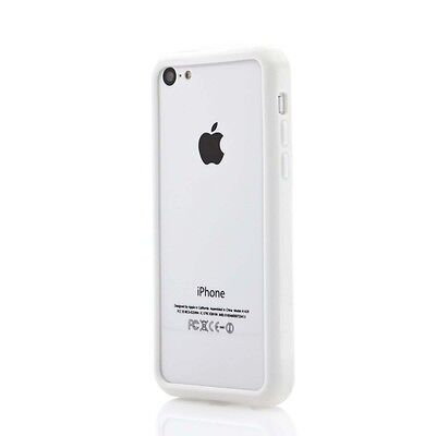 Chivel (TM) Protector Bumper Frame Snap Case Cover for Apple iPhone 5C on Rummage