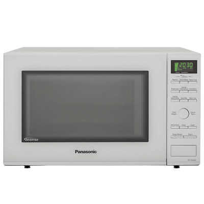 Panasonic Microwave NN-SD664W 1.2 cubic ft w/ Inverter Technology