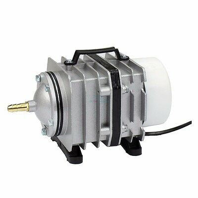 O2 Commercial Air Pump 1157 GPH Aquarium Hydroponics Aquaponics Fish Pond