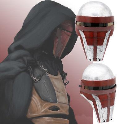 XCOSER Darth Revan Cosplay Mask Helmet Star Wars Costume Props Halloween Party - Star Wars Mask