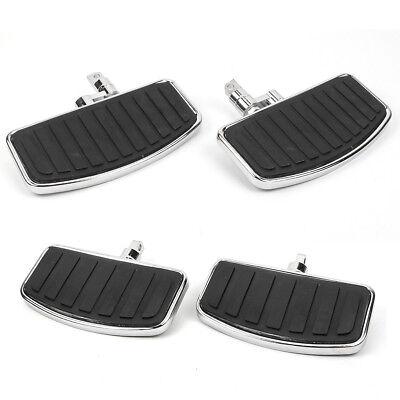 - Driver/Passenger Floorboard Footboard For Harley Road King Electra Glide Dyna US
