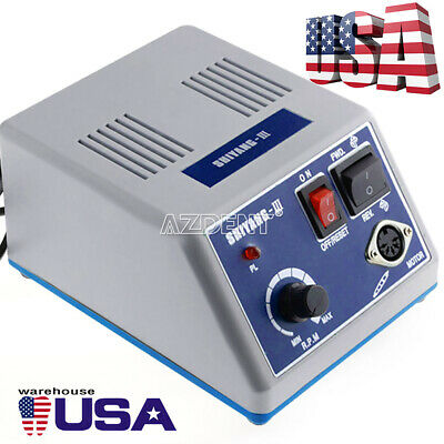 Us Dental Lab Marathon Micromotor N335k Rpm Handpiece Polishing Machine Shiyang
