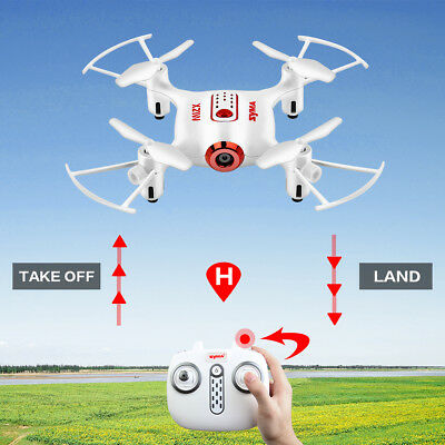 SYMA X21W Mini Drone 2.4Ghz 6-Axis Gyro RC Quadcopter with HD Camera Wifi Drone