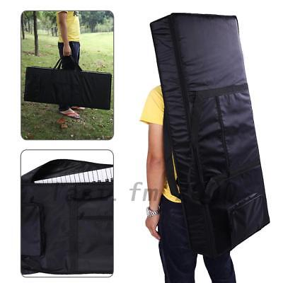 Portable 61-Key Keyboard Electronic Piano Bag Case Carry Oxford Cloth UK Local