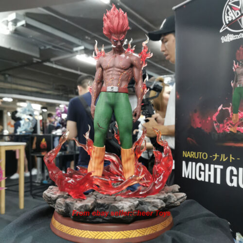 JZ Studio GK NARUTO Might Guy 1/7 Scale Resin Statue Figure In Stock