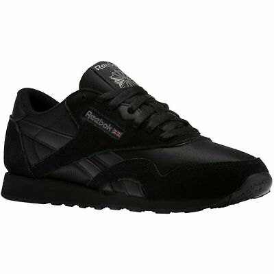 Reebok Classic Nylon Black Carbon Mens Shoes Sneakers BD5993 Sizes Available