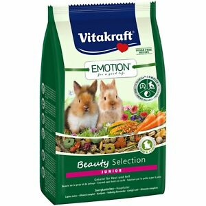 Vitakraft-Emotion-Beauty-Junior-Conejos-Enanos-600g-Comida-Conejos