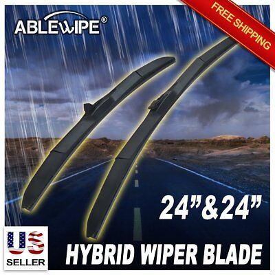 ABLEWIPE Fit For DODGE RAM 1500 2500 3500 4500 5500 2002-2008 Windshield Wiper