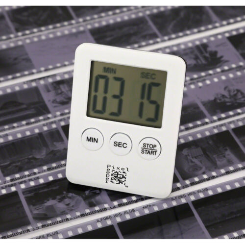 DT-2 Digital Darkroom Timer for Film Processing & Print Developing. Easy to Read