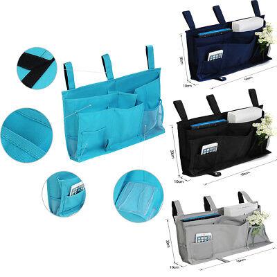 Bett-tasche (Multifunktionale Nachtaufbewahrung Hängetasche Bett Storage Organizer Tasche)