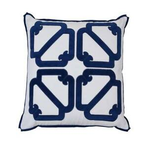 Manly blue cushion cover Noosaville Noosa Area Preview