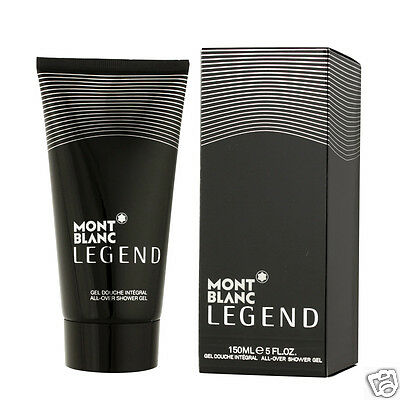 Mont Blanc Legend for Men Duschgel 150 ml (man)