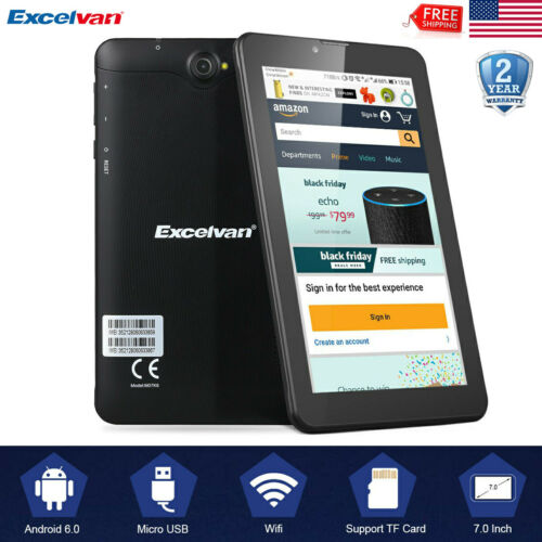 7 tablet pc android 6 0 quad