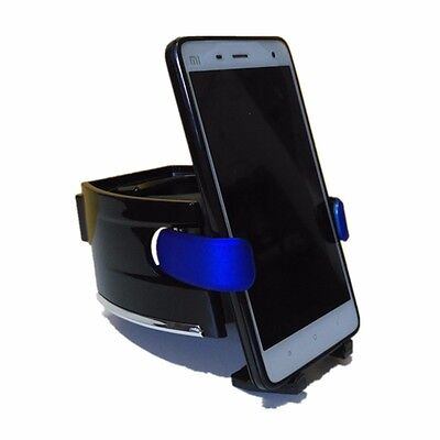 2In1 Universal Car Air Vent Phone Mount Holder   Drink Water Bottle Cup Holder