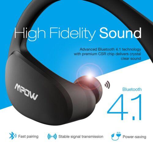 Mpow 3Gen Cheetah Bluetooth Wireless Sport Headphones