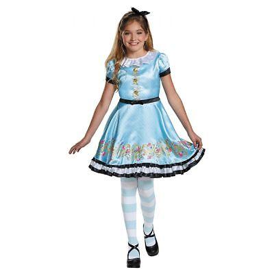 Mädchen Disney Descendants Deluxe Ally Kostüm Halloween Verkleidung Böse Welt ()