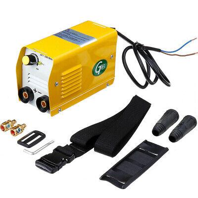 Zx7-200 200a Mini Electric Welding Machine Igbt Dc Inverter Arc Mma W 7 Fitting