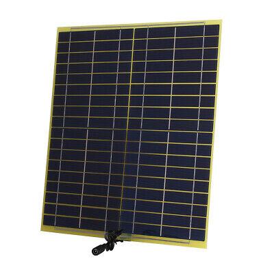 solar Monocrystalline 15W 18V Battery Charger car motor