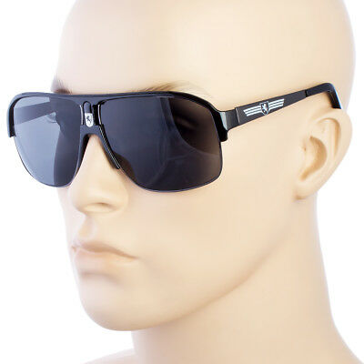 80s Mens Womens Aviator Retro Vintage Classic Fashion Designer Sunglasses Black ](80s Womens Fashion)
