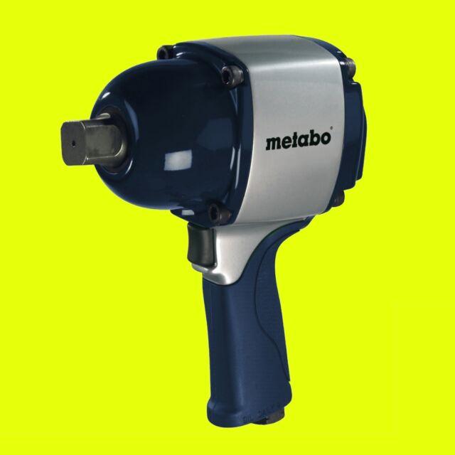 """METABO Druckluft-Schlagschrauber 1"""" SR 4500 0901059764 Kompressor"""