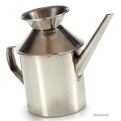 Aceitera de Acero inoxidable tradicional 400 ml ¡ ENVIO GRATIS !