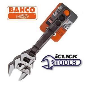 Bahco 8070 ADJUST3 Adjustable Spanner Wrench Set 3 Piece 6,8 & 10