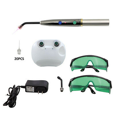 Dental Laser 650nm Pen Low Level Laser Diode Disinfection Light Lamp