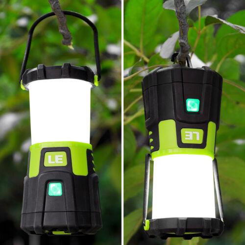Dimmbar 10W LED Camping Laterne, USB Aufladbar Campinglampe Campingleuchte, N22