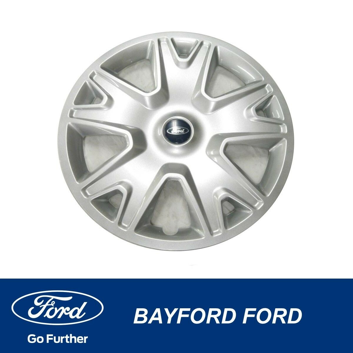 Genuine Ford Kuga Tf Tf2 Hub Cap Cover Wheel With 17 Wheel Cover Ebay