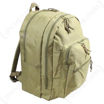 db9f624b8b217 COYOTE Tagesrucksack RUCKSACK Klein 25L - Militär Tarnmuster Schultasche