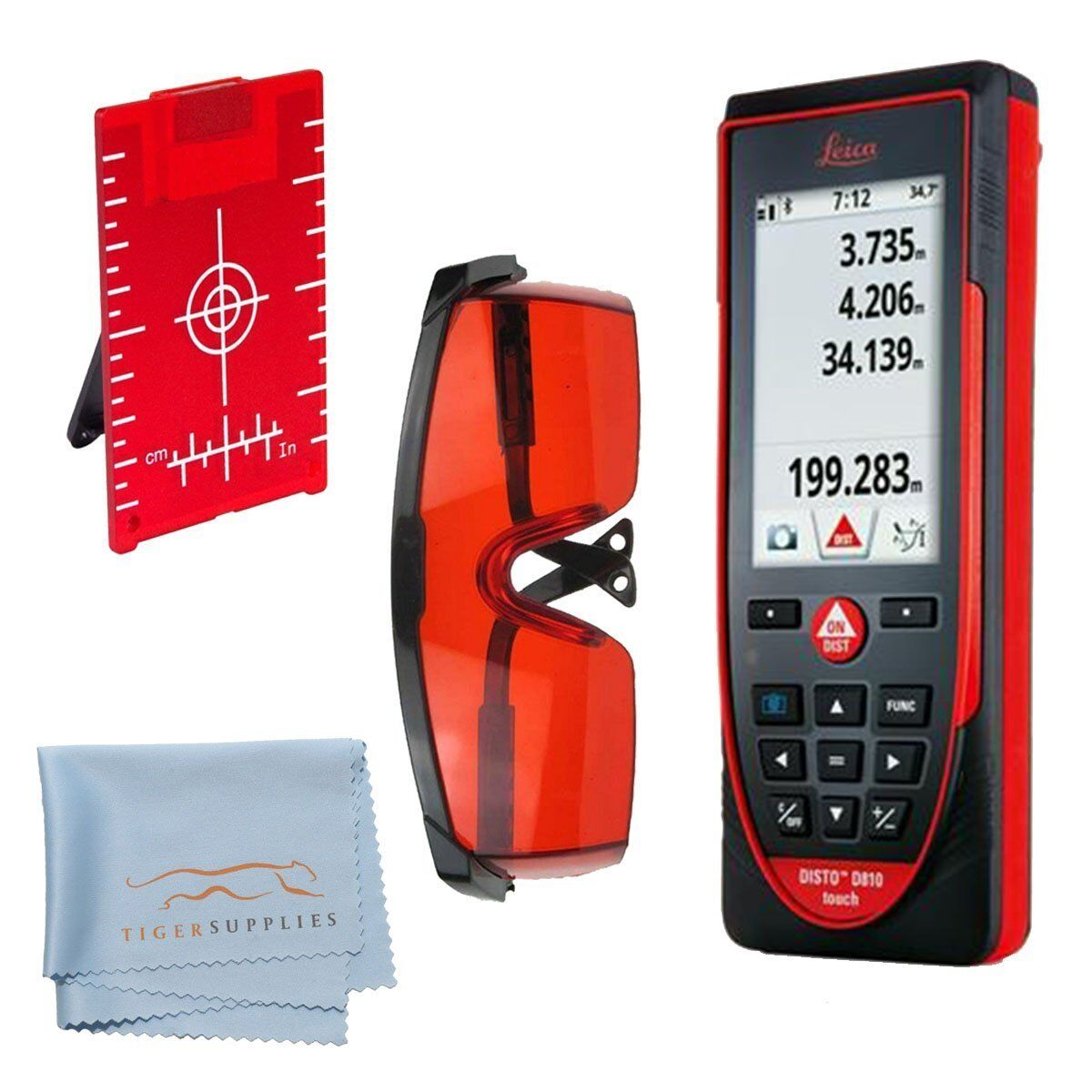 leica disto d810 touch laser distance meter touchscreen. Black Bedroom Furniture Sets. Home Design Ideas