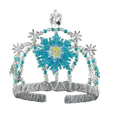 Disney Frozen Elsa Child Costume Tiara Disguise 79357](Elsa Costume Baby)