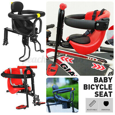Folding Child Bicycle Child Safety Seat Mountain Road Bike Front Chair
