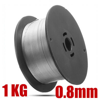 0.8mm0.035 304 Stainless Steel Gasless Flux-cored Mig Welding Wire 1kg Roll