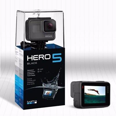 OFERTA !! Cámara GoPro Hero 5 Black 12Mp 4K Nueva Precintada. Envío 24H