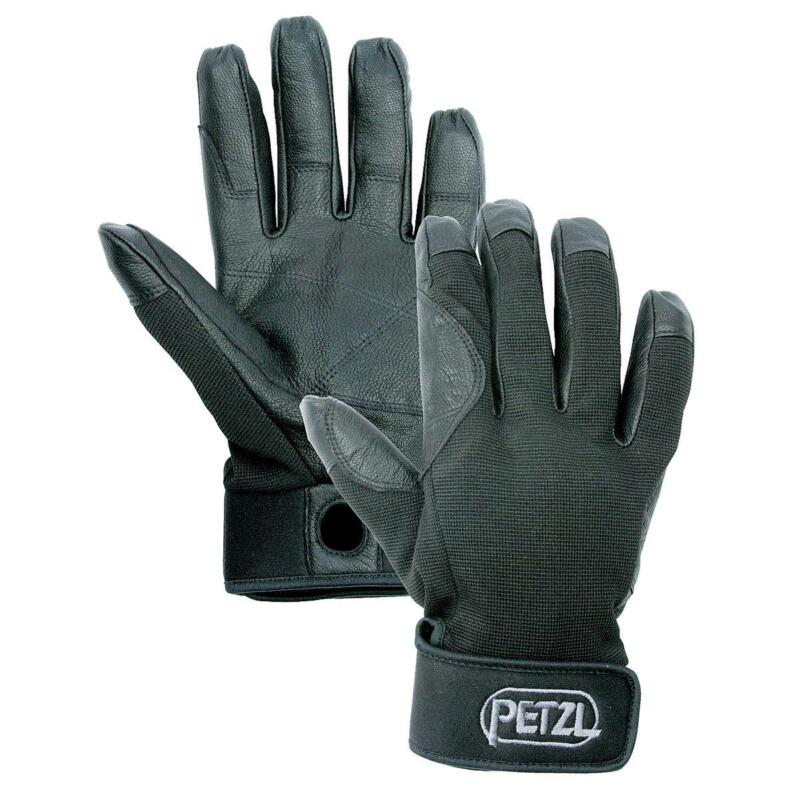 Petzl Cordex Gloves Black Medium