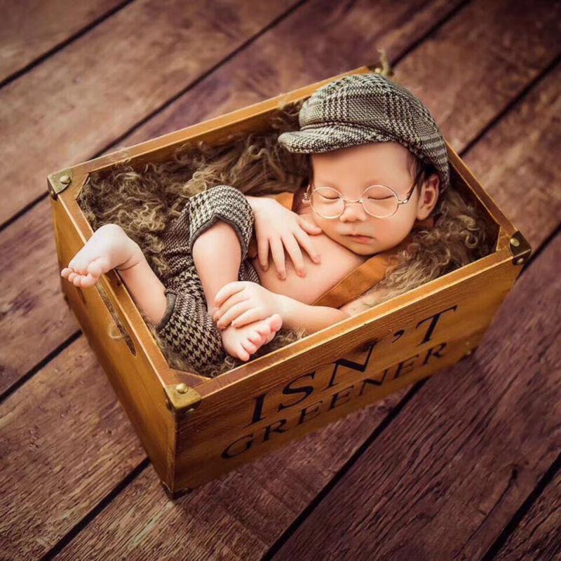 2 Farbe Fotoshooting Baby Fotografie Neugeborenen Set 2 Farbe Straps Hose