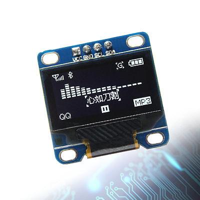 0.96 I2c Iic Spi Serial 128x64 White Oled Lcd Led Display Module Top Productes
