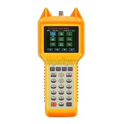 (RY200D Digital TV Signal Level Meter Tester CATV Cable Testing 5MHz-870MHZ)