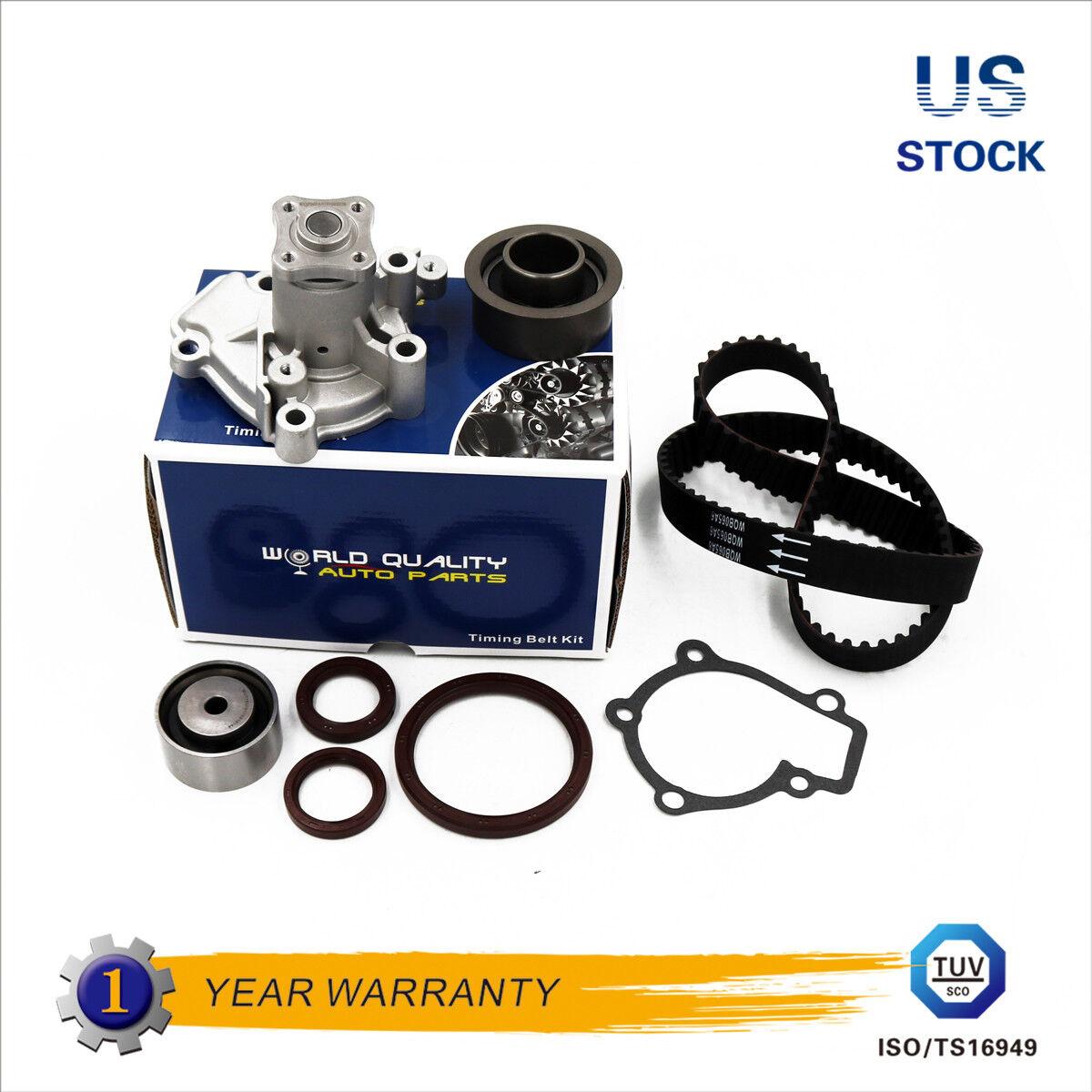 Details About Timing Belt Water Pump Kit For 1997 2008 Hyundai Elantra Kia G4gf Engine 2 0 16v