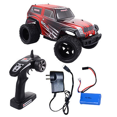 (1:12 2.4G 4WD RC High-speed Racing Car Radio Remote Control RTR Christmas Gift)