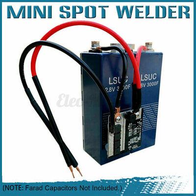 Portable 18650 Battery Box Assembly Welding Diy Mini Machine Spot Welder Set
