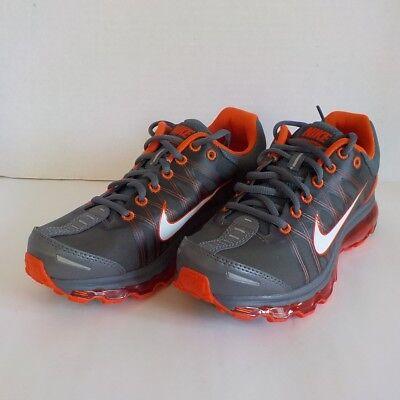 Nike AIR MAX 2009 Running Shoes GRAY 486978 018 MEN 7 = WOMAN 8.5 Fast Ship
