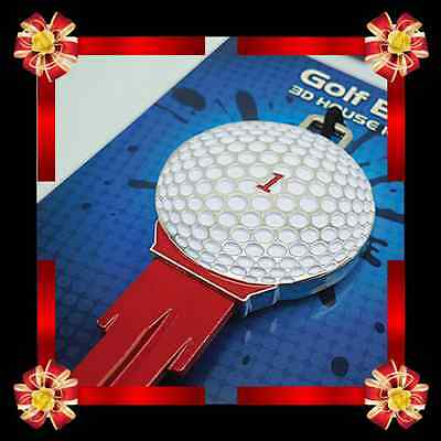 Gift For Golf Enthusiast-Keyblank-Secret Santa -FREE POST