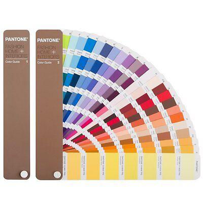 Pantone Color Guide - 2310 Fashion Home Interiors Colors 2 Vol. Set Fhip110n