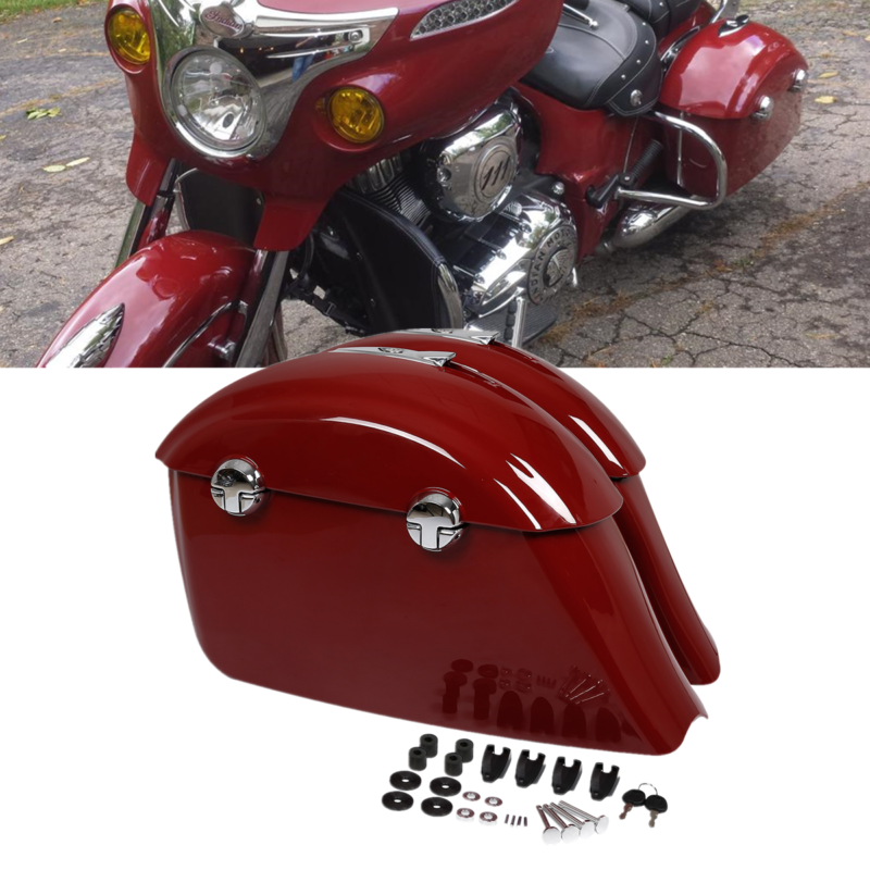 Quick Release Accessory Mounting For Indian Chief Dark Horse 16-18 Classic 14-18