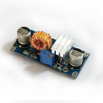 5a Dc-dc Xl4015 Step Down Adjustable Power Supply Module Dc Voltage Regulator