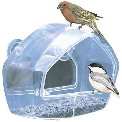Perky-Pet Window Bird Feeder (Perky Pet Window)