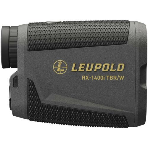 Leupold RX-1400i TBR/W with DNA Laser Rangefinder 6x Black TOLED 179640